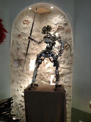ateliers d artistes olivier duhec sculpteur bronzier d art les nouvelles de fontenay aux roses. Black Bedroom Furniture Sets. Home Design Ideas