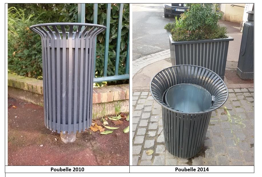 Le changement des poubelles fontenay ce qui aurait t - Poubelle tri selectif grande contenance ...
